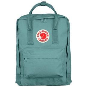 Fjallraven kanken classic frost green backpack
